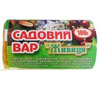 Садовый вар Живица 100 гр