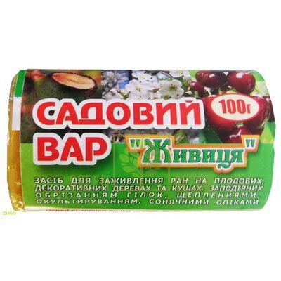 Садовый вар Живиця 100 гр