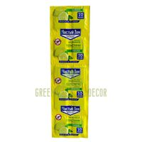 Пластины от комаров с запахом Лимона, 10 шт