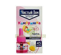 Жидкость от комаров для детей Комаришка, 30 мл