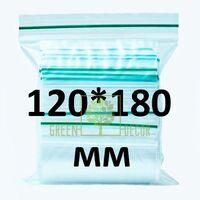 Zip-lock пакет 120*180 мм, 100 шт