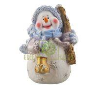 Снеговик Бажаю Щастя