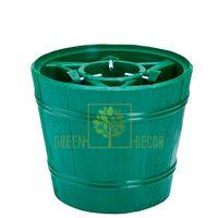 Стійка-тримач для ялинки Дерево-Планета-1 11 л зелена
