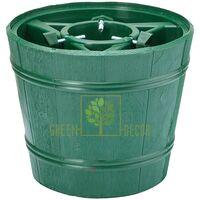 Стійка-тримач для ялинки Дерево-Планета-2 17 л зелена