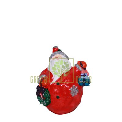 Новогодняя фигурка Санта с подарками