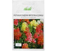 Ротики садовые Радуга смесь 0,2г, Професійне насіння