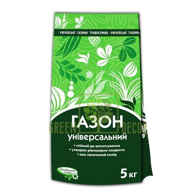 Семена Газонная Трава Эконом Уриверсальный 5 кг, GL SEEDS