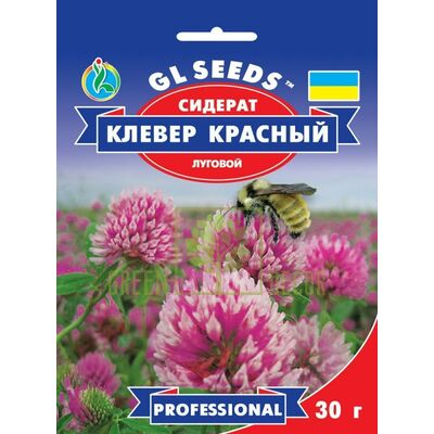 Семена Клевер Красный 30г, GL SEEDS