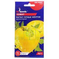 Томат Бычье сердце желтый 0,1 г, GL Seeds