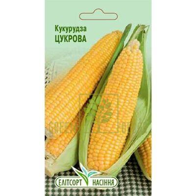 Семена Кукуруза Сахарная 10г, Елітсорт