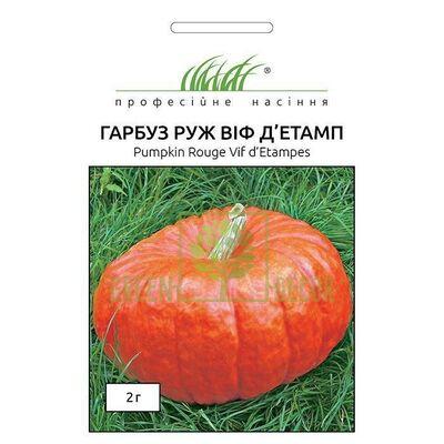 Семена Тыква Руж Виф Дэтамп 2г, Професійне насіння