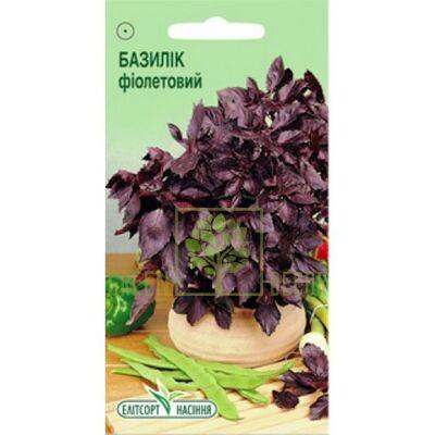 Семена Базилик фиолетовый 1 г, Элитсорт