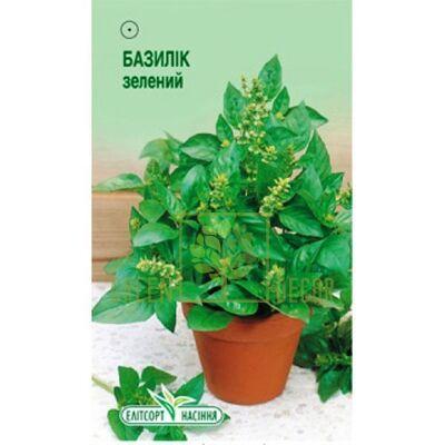 Семена Базилик зеленый 0,5 г, Элитсорт