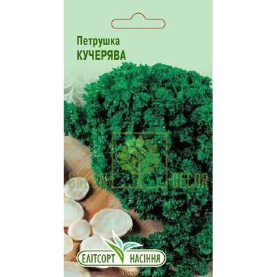 Семена Петрушка Кучерявая 2г, Элитсорт